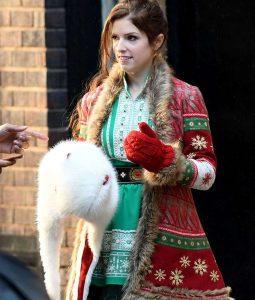 Noelle Anna Kendrick Coat
