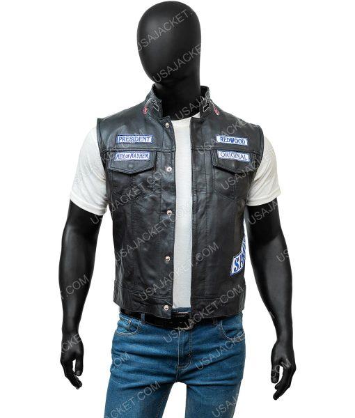 Jackson Jax Teller Biker Vest
