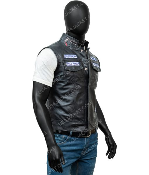 Son Of Anarchy Biker Vest