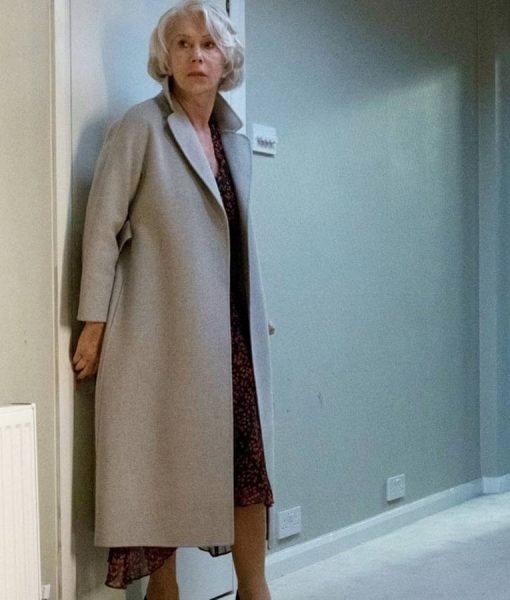 The Good Liar Betty McLeish Trench Coat
