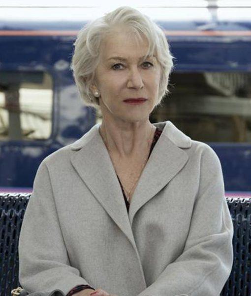 Helen Mirren The Good Liar Betty Trench Coat