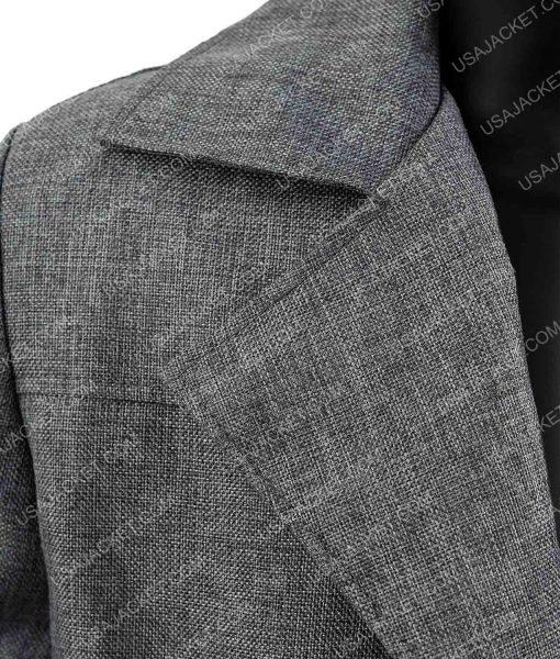 The Hunter Bloodborne Grey long Coat