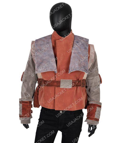 The Mandalorian Brown Kuiil Vest