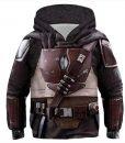 The Mandalorian Leather Jacket