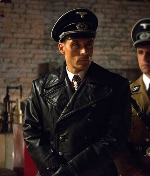 The Man In the High Castle Trench Coat