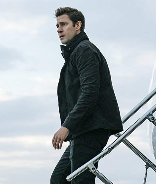 Tom Clancy's Jack Ryan black Jacket
