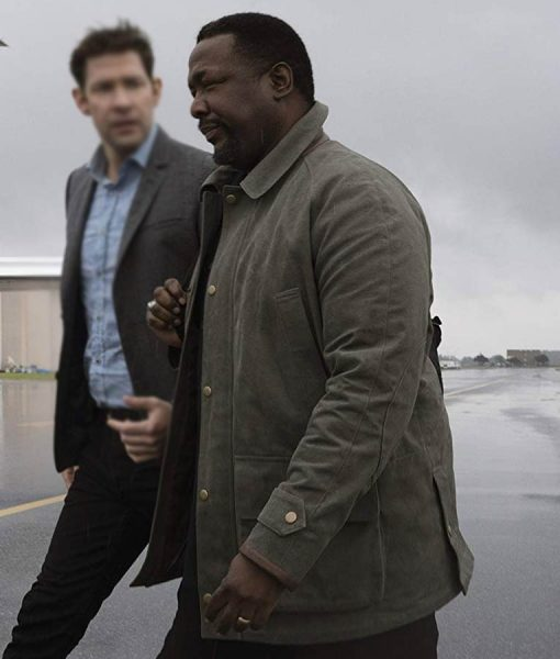 Tom Clancy's Jack Ryan Wendell Pierce Jacket