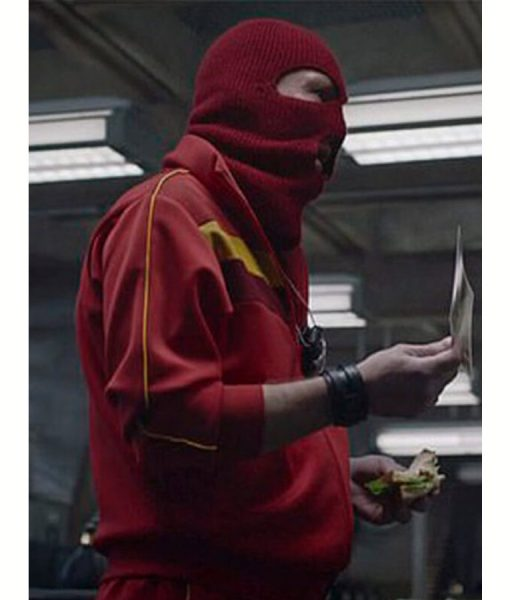 Red Scare Watchmen Jacket