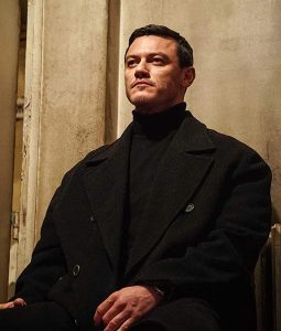 Anna Luke Evans trench Coat