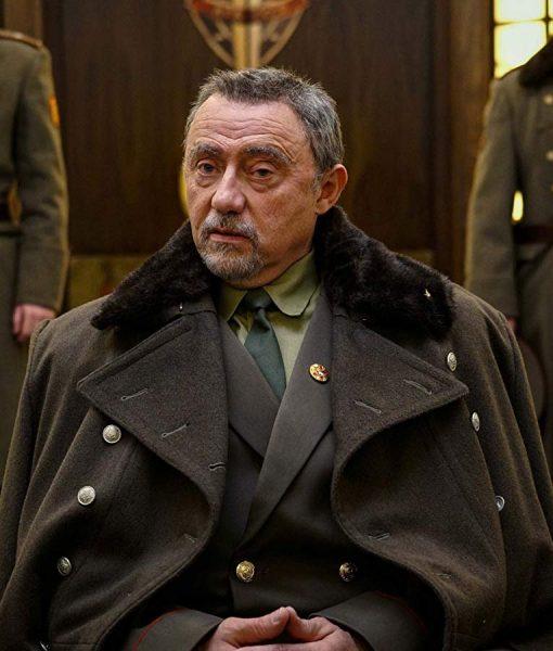 Anna Vassiliev Long Coat