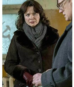 Chernobly Emily Watson Trench Coat