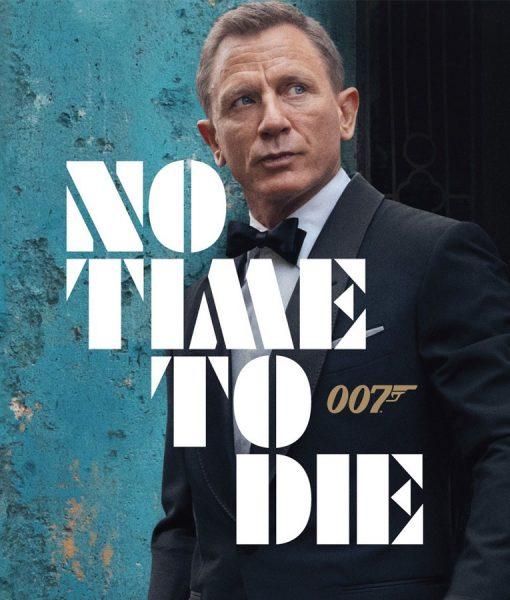 Daniel Craig No Time To Die Tuxedo