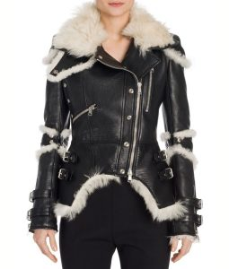 Elisa Shearling Jacket