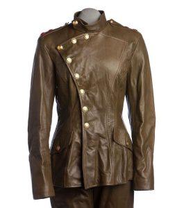 GoldenEye Famke Janssen Jacket