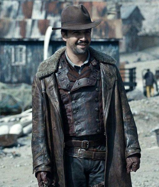 His Dark Material Lee Scoresby Coat