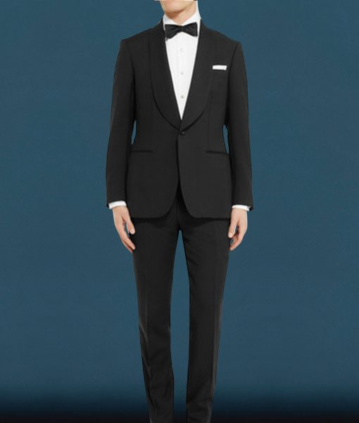 James Bond Quantum Of Solace Tuxedo Suit