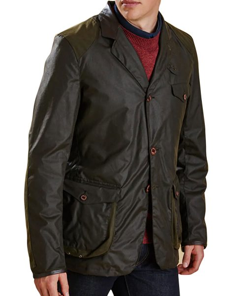 James Bond Skyfall Field Jacket