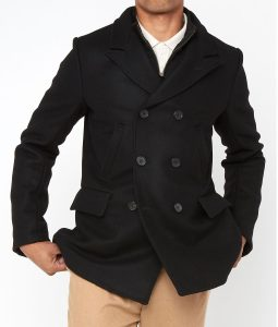 Skyfall James Bond Peacoat