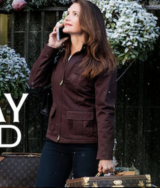 Kate Holiday In The Wld Jacket