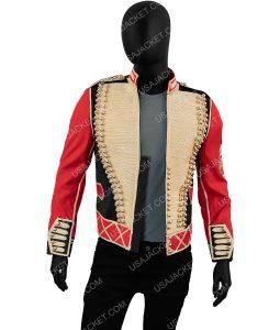 MJ Leave me alone Military Cotton Jacket