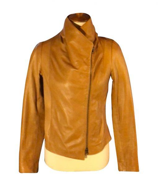 Virgin River Leather Jacket