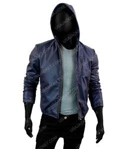 Wright Slimfit Hoode Jacket
