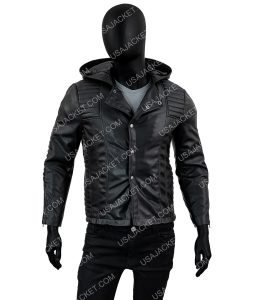 Mortal Instruments Jace Wayland Hooded Jacket
