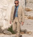 No Time To Die James Bond Matera Brown Suit