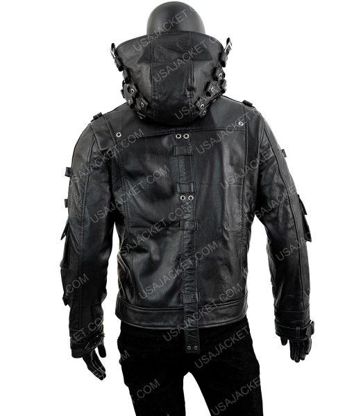 Pubg Black Hooded Jacket