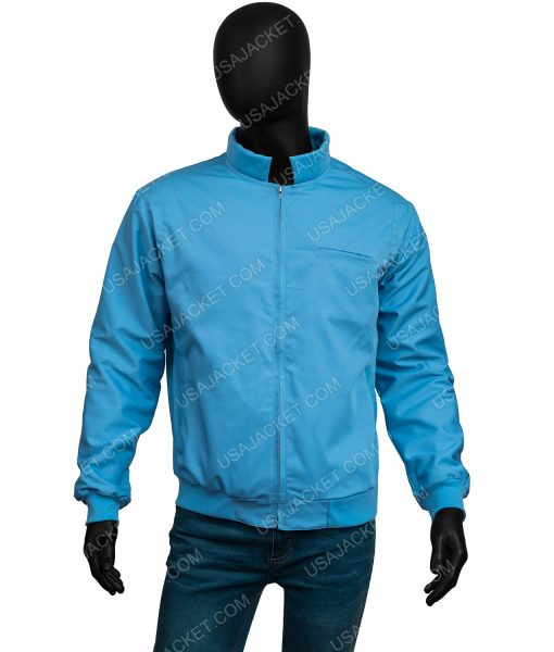 Ryan Reynolds Blue Jacket