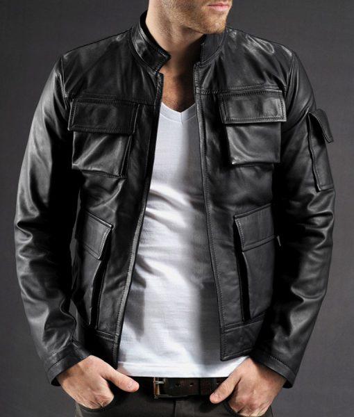 Star Wars Empire Strikes Back Leather Jacket