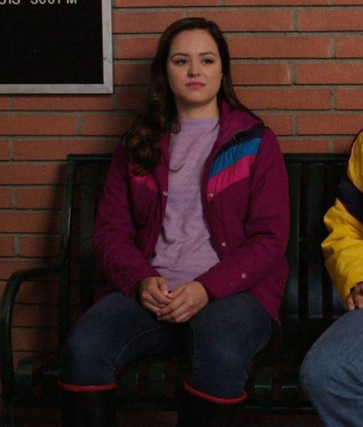 The Goldbergs Season 07Hayley Orrantia Jacket