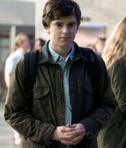 Freddie Highmore The Good Doctor Jacket