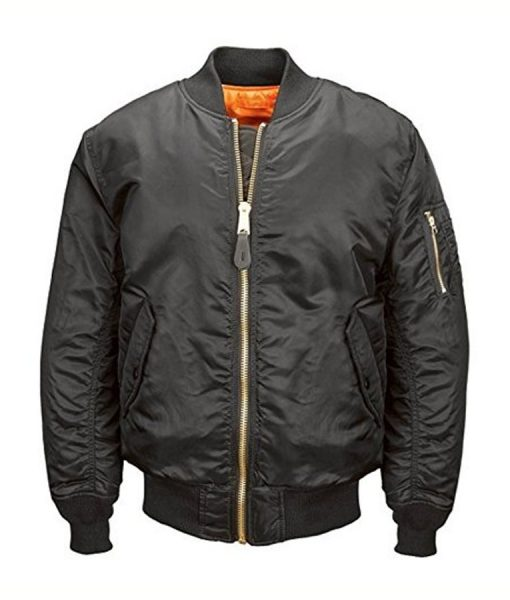 The Hunters Prayer Bomber Sam Worthington Jacket