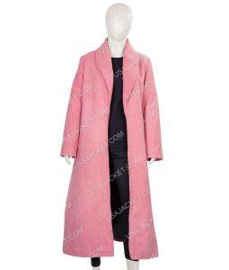 The Marvelous Mrs. Maisel Miriam Maisel Pink Coat