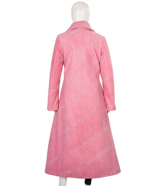 The Marvelous Mrs. Maisel Miriam Maisel Pink Trench Coat