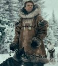 Togo-Willem-Dafoe Shearling-Coat-With-Hood