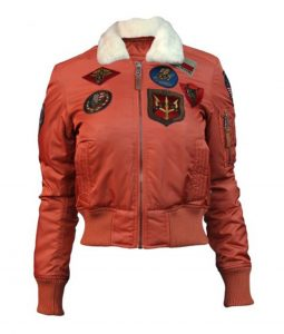 Top Gun B-15 Bomber Jacket