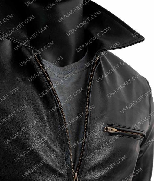 Vanity Fair Daniel Craig Leather Jacket