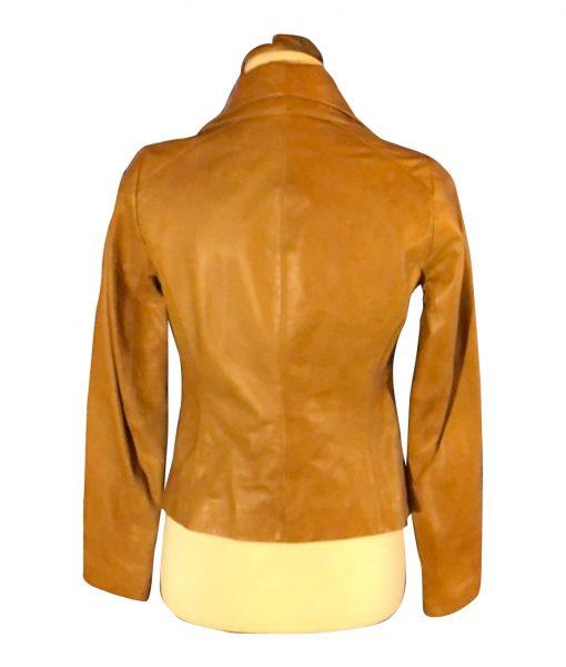 Melinda Monroe Leather Jacket