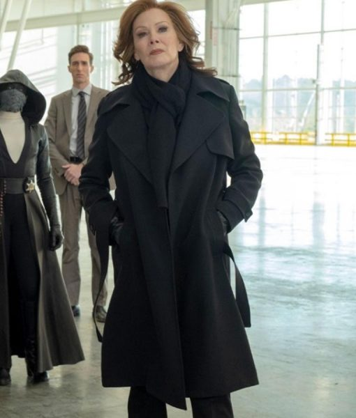 Watchmen Laurie Blake Trench Coat