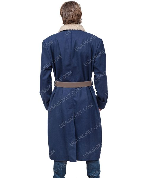 Red Dead Redemption 2 Arthur Morgan Blue Coat
