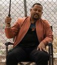 Bad Boys For Life Detective Marcus Burnett Leather Jacket