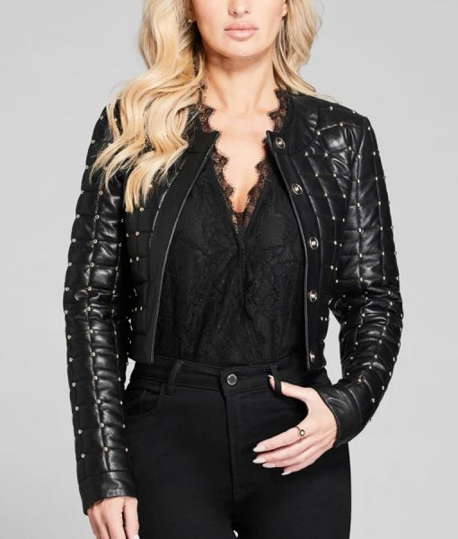Batwoman Mary Hamilton Studded Jacket