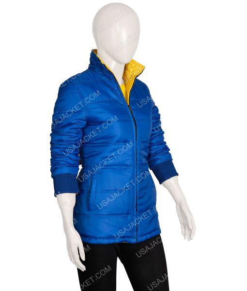 Billie Eilish Blue Jacket