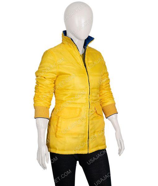 Yellow Billie Eilish Jacket