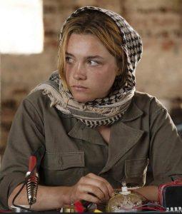 Black Widow 2020 Brown Yelena Belova Jacket
