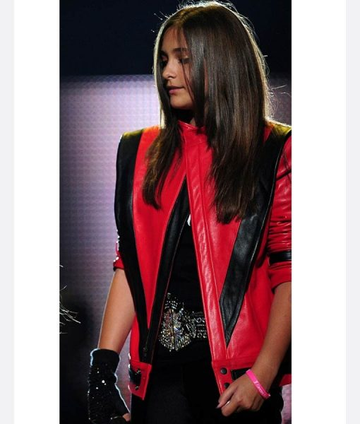MJ Style Tribute Concert Christina Aguilera Jacket