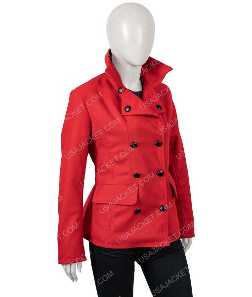 Christmas in Love Brooke D'Orsay Peacoat