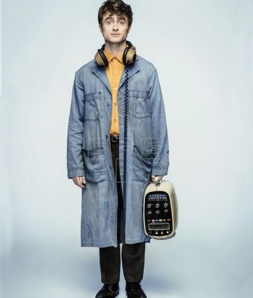 Craig Miracle Workers Denim Long Coat